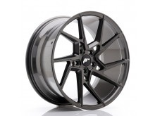 JR-Wheels JR33 20x10 ET40 5x120 Hyper Gray-76459