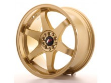 JR-Wheels JR3 Wheels Gold 18 Inch 9J ET40 5x112/114.3-55687-16
