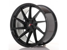JR-Wheels JR36 Wheels Gloss Black 19 Inch 9.5J ET20-48 5H Blank-67362