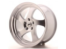 JR-Wheels JR15 Wheels Silver Machined 19 Inch 10J ET35 5x100-56154-22