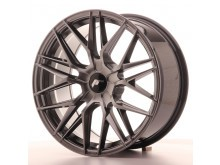 JR-Wheels JR28 Wheels Hyper Black 20 Inch 10J ET40 5H Blank-64328