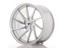 JR-Wheels JR36 Wheels Silver Brushed 20 Inch 10.5J ET10-30 5H Blank-67369