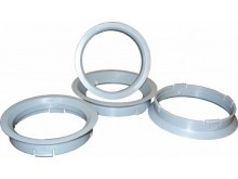 SK-Import Centering Ring ABS Plastic 63.4 -50748