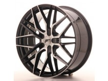 JR-Wheels JR28 Wheels Gloss Black Machined 21 Inch 9J ET15-45 Blank-66690