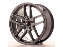 JR-Wheels JR25 Wheels Hyper Black 18 Inch 8.5J ET40 5x112-60987