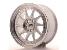 JR-Wheels JR26 Wheels Silver Machined 17 Inch 8J ET35 4x100/114.3-61313