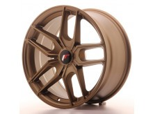 JR-Wheels JR25 Wheels Bronze 18 Inch 8.5J ET40 5H Blank-61233