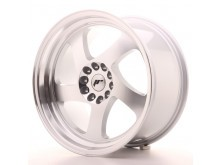 JR-Wheels JR15 Wheels Silver Machined 18 Inch 9.5J ET35 5x100/120-56154-7