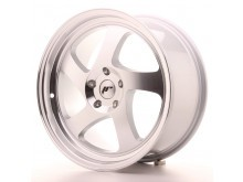 JR-Wheels JR15 Wheels Silver Machined 18 Inch 8.5J ET40 Blank-56154-31