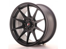 JR-Wheels JR11 Wheels Flat Black 17 Inch 8.25J ET25 4x100/108-55730-15