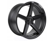 Z-Performance Wheels ZP.06 19 Inch 8.5 J ET35 5x120 Flat Black-75735