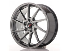 JR-Wheels JR36 Wheels Hyper Black 19 Inch 8.5J  ET20-48 5H Blank-67353