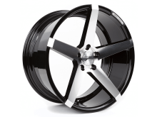 Z-Performance Wheels ZP6.1 19 Inch 8.5J ET45 5x112 Black-63538