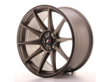 JR-Wheels JR11 Wheels Bronze 19 Inch 9.5J ET35 5x100/120-55731-17