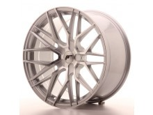 JR-Wheels JR28 Wheels Silver Machined 20 Inch 10J ET20-40 5H Blank-62988