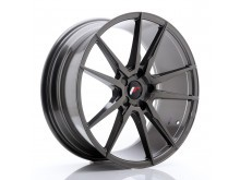 JR-Wheels JR21 20x8,5 ET40 5H Blank Hyper Gray-76310