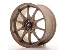 JR-Wheels JR5 Wheels Dark Anodize Bronze 17 Inch 8.5J ET35 5x100/114.3-55821-2