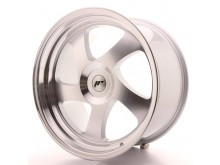 JR-Wheels JR15 Wheels Silver Machined 19 Inch 10J ET35 5H Blank-56154-34
