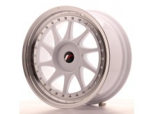 JR-Wheels JR26 Wheels White 18 Inch 8.5J ET20-40 Blank-61338