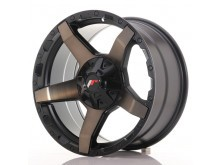 JR-Wheels JRX5 Wheels Black Titanium 18 Inch 9J ET20 6x139.7-67396