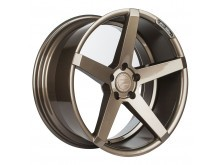 Z-Performance Wheels ZP6.1 19 Inch 9.5J ET30 5x114.3 Bronze-63568