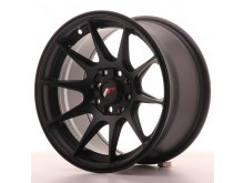 JR-Wheels JR11 Wheels Flat Black 15 Inch 8J ET25 4x100/108-57733-4
