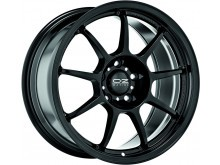 OZ-Racing Alleggerita HLT Wheels Gloss Black 18 Inch 10J ET40 5x130-70347