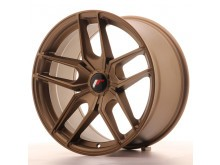 JR-Wheels JR25 Wheels Bronze 18 Inch 9.5J ET40 5H Blank-61241