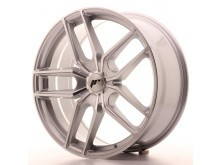 JR-Wheels JR25 Wheels Silver Machined 20 Inch 8.5J ET40 5H Blank-61288