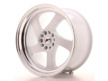 JR-Wheels JR15 Wheels White 18 Inch 9.5J ET40 5x112/114.3-56156-4