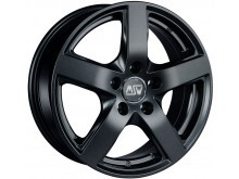 MSW MSW 55 Wheels Flat Dark Grey 17 Inch 7,5J ET37 5x120-73333