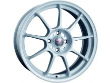 OZ-Racing Alleggerita HLT Wheels White 18 Inch 8J ET48 5x112-75421