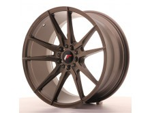 JR-Wheels JR21 Wheels Flat Bronze 19 Inch 9.5J ET35 5x100/120-58094