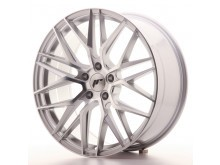 JR-Wheels JR28 Wheels Machined Silver 21 Inch 9J ET15-45 Blank-66692