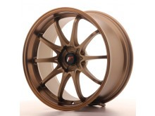 JR-Wheels JR5 Wheels Dark Anodize Bronze 19 Inch 9.5J ET12-36 Blank-66726