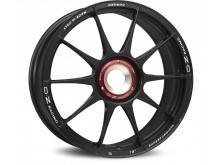 OZ-Racing Superforgiata Centerlock Wheels Flat Black 19 Inch 12J ET63 15x130-72562