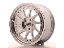 JR-Wheels JR26 Wheels Silver Machined 18 Inch 8.5J ET35 5x120-61333