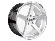 Z-Performance Wheels ZP.06 19 Inch 9.5J ET40 5x120 Silver-63376