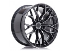 Concaver CVR1 Wheels 20x10 ET20-48 BLANK Double Tinted Black-75813