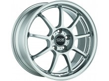 OZ-Racing Alleggerita HLT Wheels Star Silver 18 Inch 12J ET57 5x120,65-75319