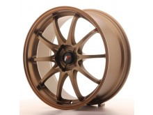 JR-Wheels JR5 Wheels Dark Anodize Bronze 19 Inch 8.5J ET43 Blank-66724