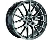 MSW MSW 29 Wheels Black Machined 17 Inch 7,5J ET48 5x112-69622