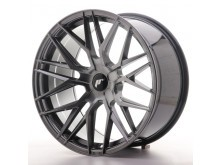 JR-Wheels JR28 Wheels Hyper Black 20 Inch 8.5J ET40 5H Blank-67227
