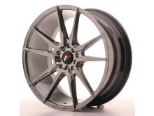 JR-Wheels JR21 Wheels Hyper Black 19 Inch 8.5J ET20 5x114.3/120-58067