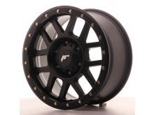 JR-Wheels JRX2 Wheels Flat Black 17 Inch 8J ET20 6x139.7-63314