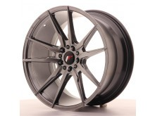 JR-Wheels JR21 Wheels Hyper Black 19 Inch 9.5J ET40 5x112/114.3-58089