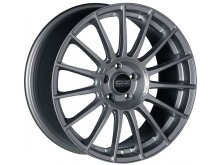 OZ-Racing Superturismo LM Wheels Flat Race Silver 17 Inch 7J ET42 4x100-73948